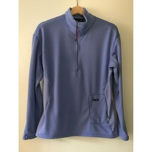 Patagonia Women's Pullover 1/2 zip Size Large